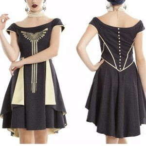 Torrid Fantastic Beasts Seraphina Dress